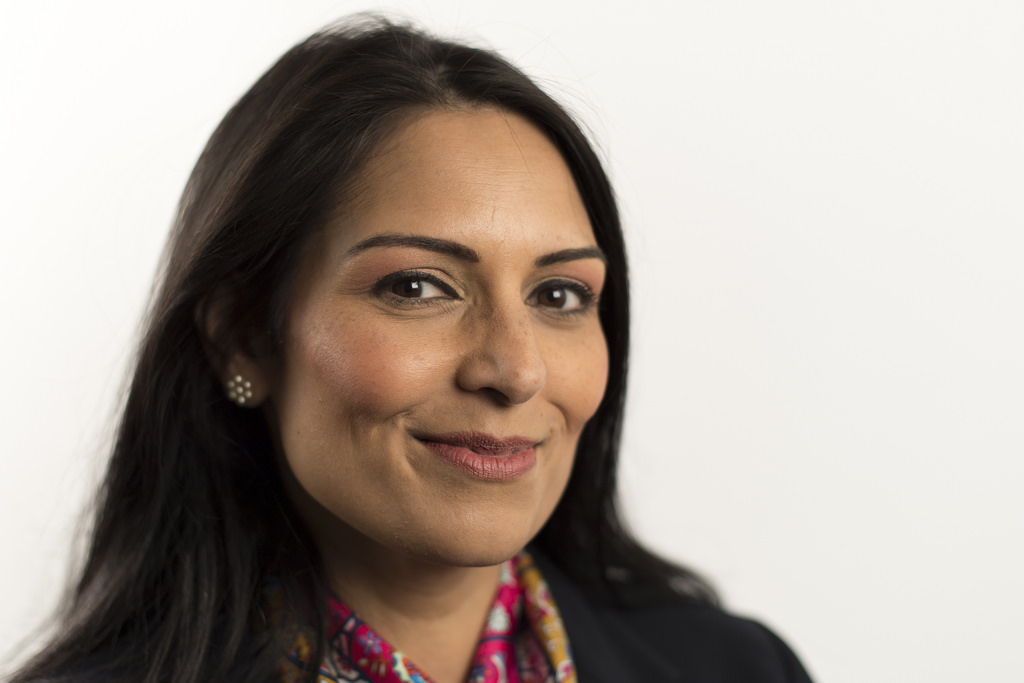 The Rt Hon Priti Patel MP Member of Parliament for Witham, Minister of State for Employment