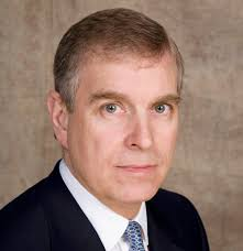 HRH Prince Andrew, Duke of York, KG, GCVO, CD