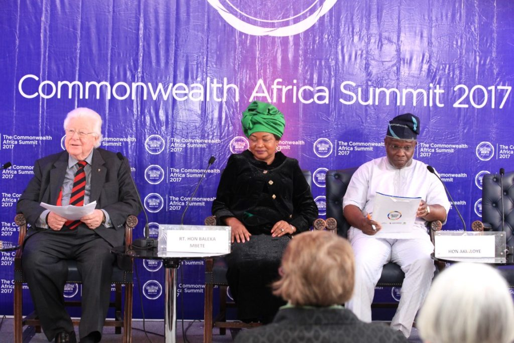 Commonwealth Africa Summit 2018