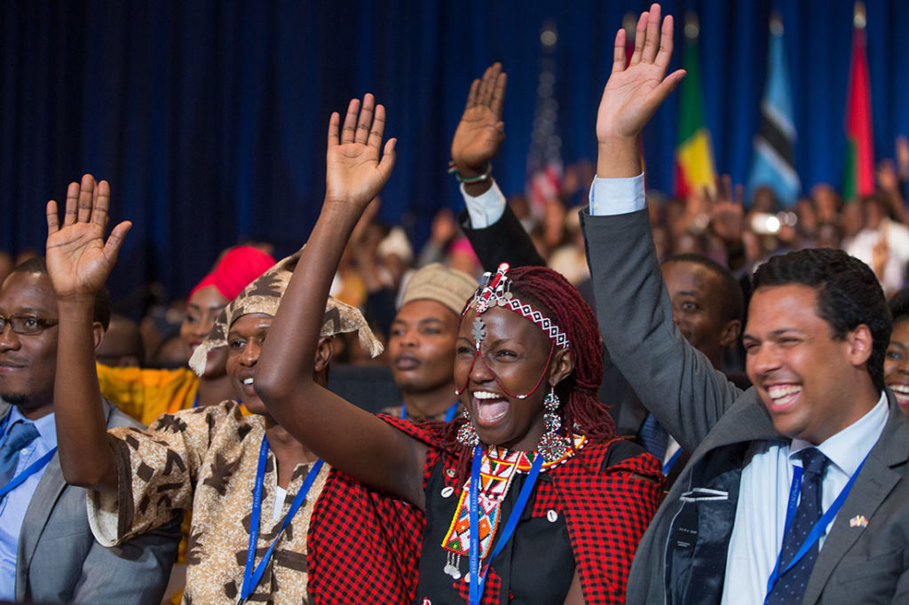 International Summer School for Young African Leaders