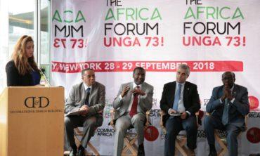 The Africa Forum Singapore 2020