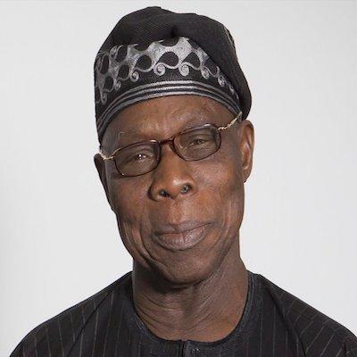 Chief Olusegun obasanjo